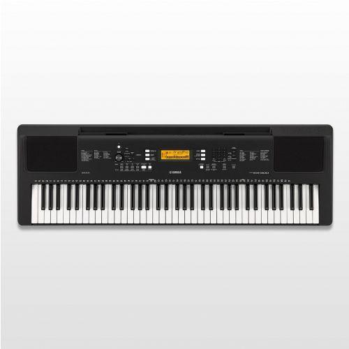 psr ew 300 keyboard instrument klawiszowy marki Yamaha