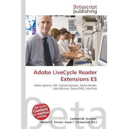 Adobe LiveCycle Reader Extensions ES (9786131332159)