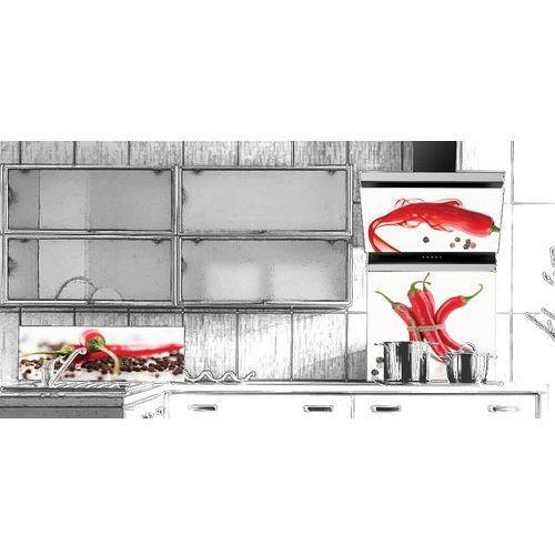 Panel ścienny chilli 600x650 sklep specjalistyczny e-okapykuchenne.pl marki Vdb