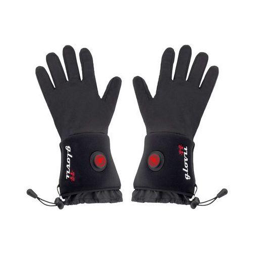 Glovii Rękawiczki ogrzewane uniwersalne czarne