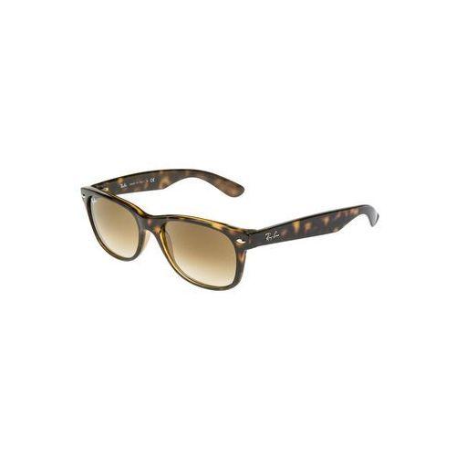 Rayban new wayfarer okulary przeciwsłoneczne braun marki Ray-ban