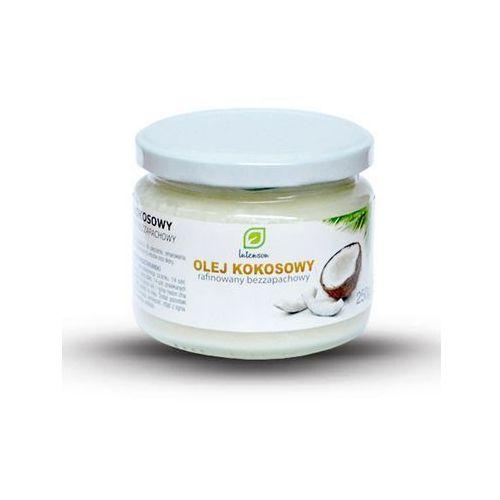 Olej kokosowy bezzapachowy rafinowany (Intenson) 250ml, INTENSON