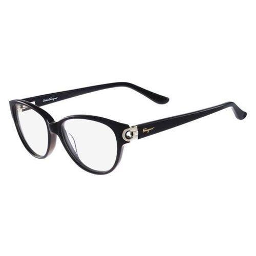 Okulary korekcyjne sf 2735 001 marki Salvatore ferragamo