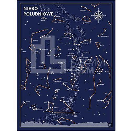 Plakat Niebo Południowe 30 x 40 cm, nbpdpl3040