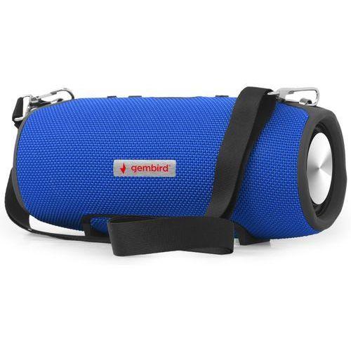 Głośnik przenośny spk-bt-06-b (niebieski) marki Gembird