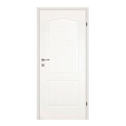 Classen Drzwi pełne classic 80 prawe biały lakier