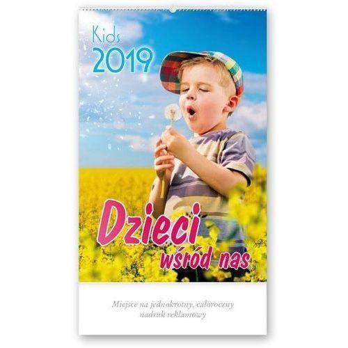 Lucrum Kalendarz 2019 reklamowy dzieci wśród nas rw21 (5901397027111)