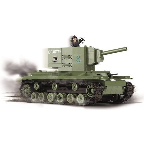 COBI Armia WOT Kv 2 500 KL.