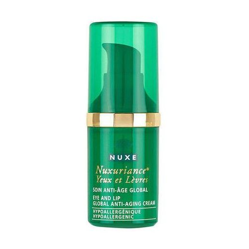 Nuxe Nuxuriance Eye & Lip Global Anti-Aging Cream 15ml W Krem pod oczy