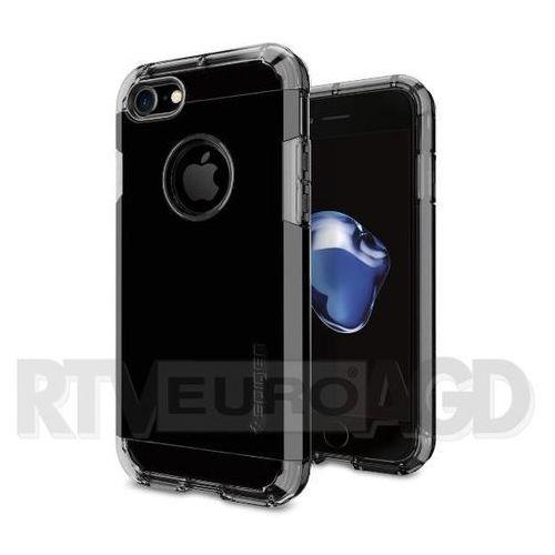 Etui Spigen Tough Armor iPhone 7, czarne z połyskiem - produkt z kategorii- Futerały i pokrowce do telefonów