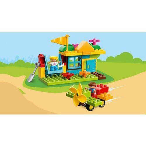Lego DUPLO Duży plac zabaw large playground brick box 10864. Najniższe ceny, najlepsze promocje w sklepach, opinie.