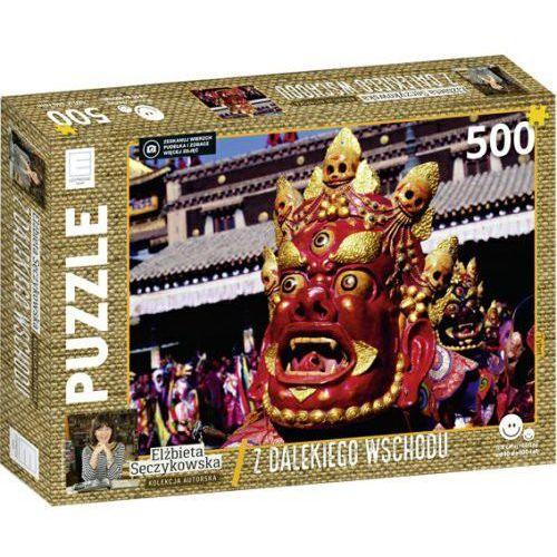 Puzzle. Z dalekiego wschodu - Tybet (5904730596695)