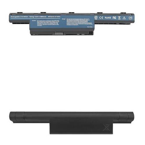 Qoltec bateria do acer aspire 4741 as10d31, 6600mah, 10.8-11.1v - darmowa dostawa!!! (5901878525389)
