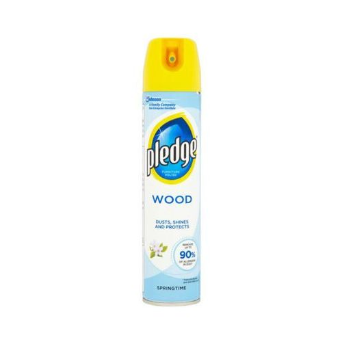 PLEDGE 250ml Wood Springtime Aerozol do czyszczenia