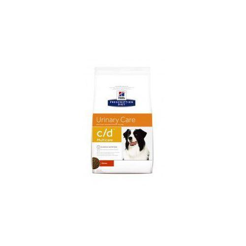 HILLS PD dog c/d 2 kg (0052742865409)