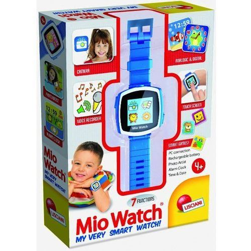 Mio Watch Mały Geniusz - Lisciani Giochi (8008324051045)