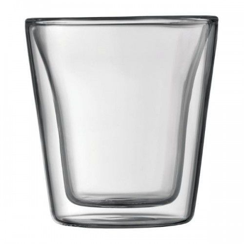 BODUM - Zestaw 2 szklanek 0,2 l., Canteen, 10109-10 (12389505)