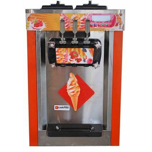 Automat do lodów softcompact | 22-25 l/h | 540x720x(h)1380mm marki Cookpro. Najniższe ceny, najlepsze promocje w sklepach, opinie.