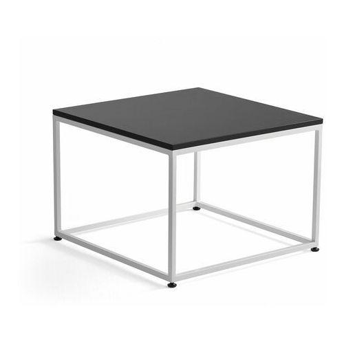 Aj produkty Stół kawowy mood, 700x700 mm, czarny