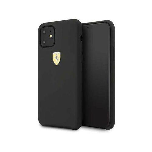 Ferrari FESSIHCN61BK iPhone 11 (czarny) (3700740459492)
