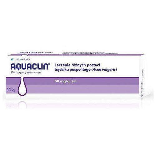 Aquaclin 50mg/g żel 30g