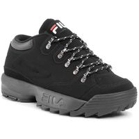 Sneakersy - disruptor hiker low 1010708.12v black/black, Fila, 40-46