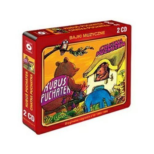 Kubuś Puchatek. Chatka Puchatka (2CD) - Dostawa zamówienia do jednej ze 170 księgarni Matras za DARMO