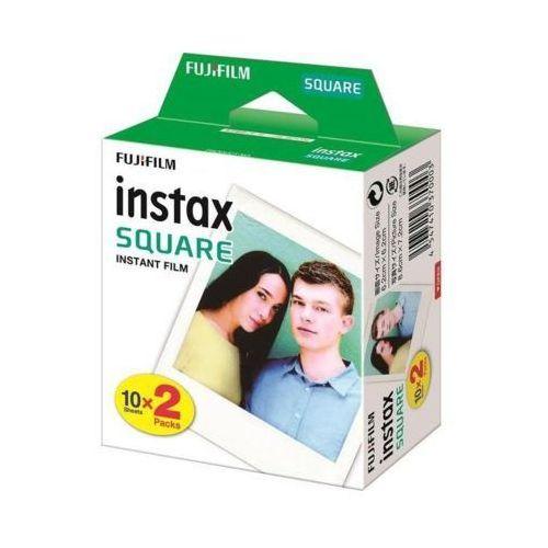 Fujifilm Wkład do aparatu instax square (20 zdjęć) (4547410370003)