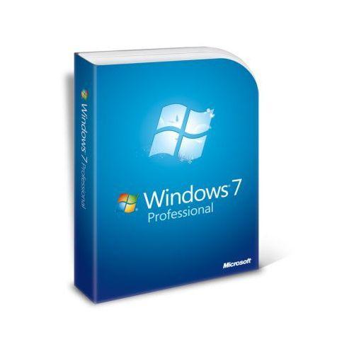 Microsoft Windows 7 Professional PL SP1 32bit bez płyty
