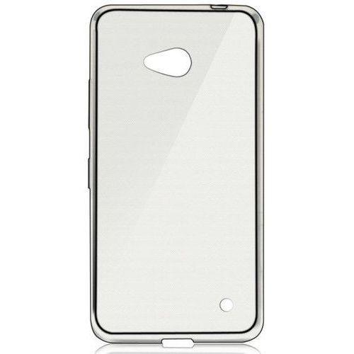 Obudowa Ultra Slim Microsoft Lumia 640 Przezroczysta