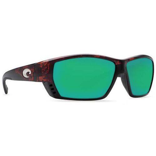 Okulary Słoneczne Costa Del Mar Tuna Alley Polarized TA 10GF GMGLP, kolor żółty