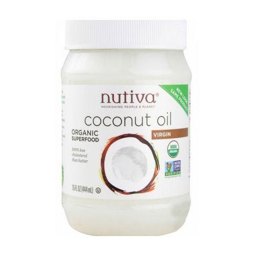Kenay ag Olej kokosowy organiczny naturalny 444g