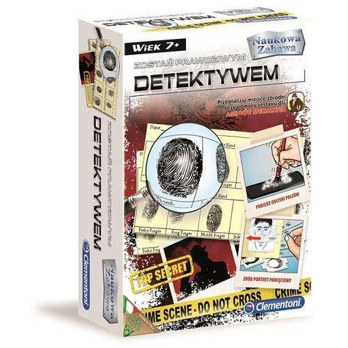 Clementoni Zabawka  zostań prawdziwym detektywem