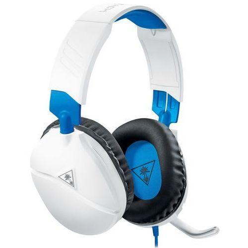 Turtle beach słuchawki gamingowe recon 70p, białe (tbs-3455-02)