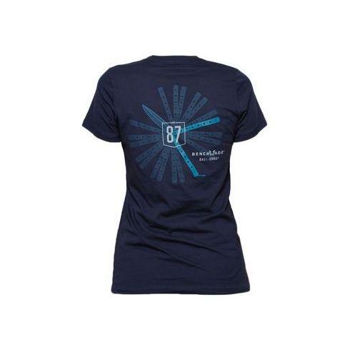 T-Shirt damski Benchmade z nadruk Bali-Song Legend