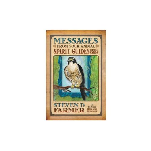 Messages from Your Animal Spirit Guides Oracle Cards (9781401919863)