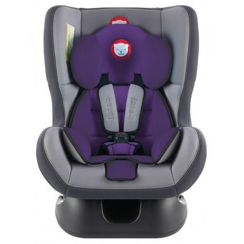 Lionelo Fotelik 0-18 kg liam color violet