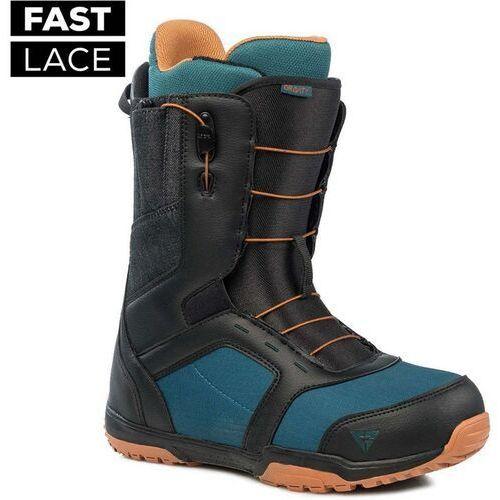 Gravity Buty - recon fast lace black/blue/rust (black/blue/rust) rozmiar: 47