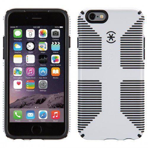 Speck CandyShell Grip - Etui iPhone 6s / iPhone 6 (White/Black) zastępuje SPK-A3051, kolor czarny