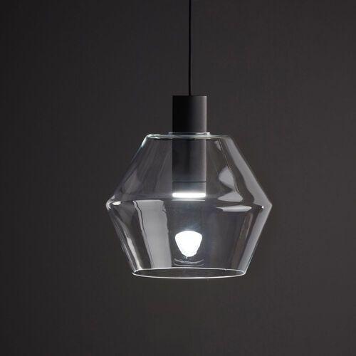 Markslojd Diament 107459 Lampa wisząca zwis oprawa 1x12W GU10 przezroczysta/czarna, 107459