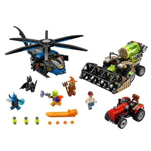 Lego SUPER HEROES Batman strach na wróble batman: scarecrow harvest of fear 76054