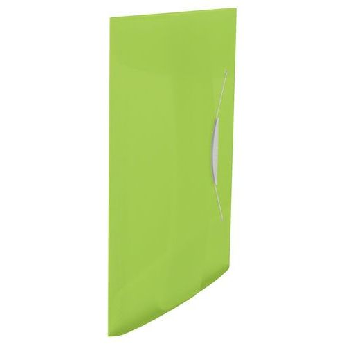 Esselte Teczka z gumką vivida 15 mm, zielona 624041