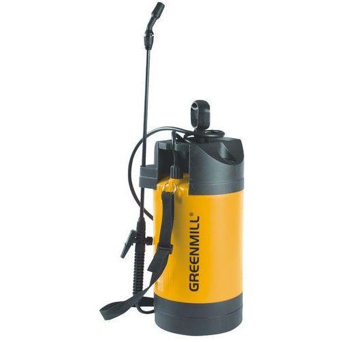 Opryskiwacz profesjonalny z manometrem 5l gb9050 marki Greenmill