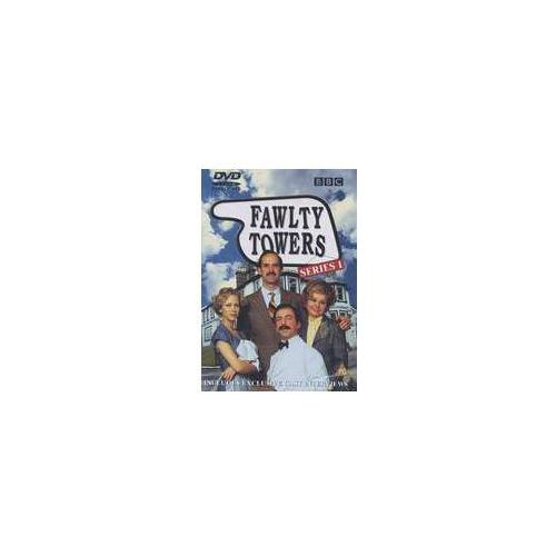 Bbc Fawlty towers series 1 (5014503106423)