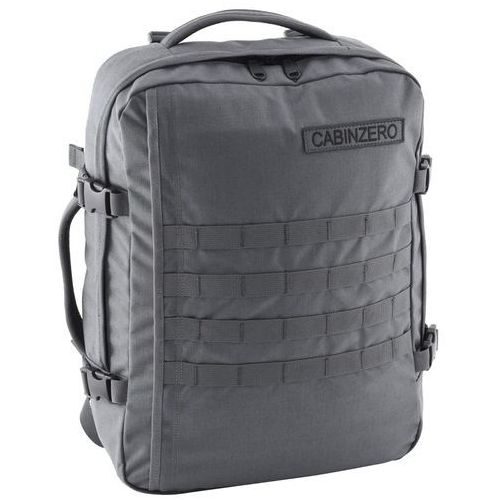 CabinZero Military 36L torba podróżna podręczna / kabinowa / plecak / ciemnoszary - Military Grey, kolor szary