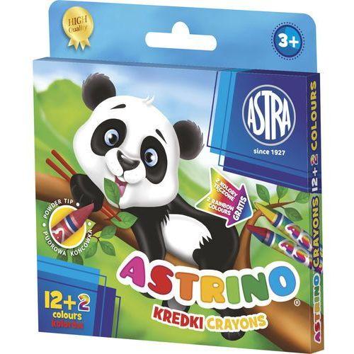 Astrino, Kredki ołówkowe, 14 kolorów