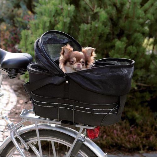 (bez zařazení) Transporter rowerowy na bagażnik zamykany round 48x29x42cm / 8 kg - 48x29x42cm/8 kg