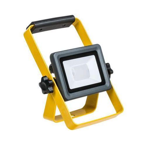 Oprawa reflektorowa przenośna YONKERS 10 W IP65: zabezpieczone przed strugą wody 4000 K INSPIRE