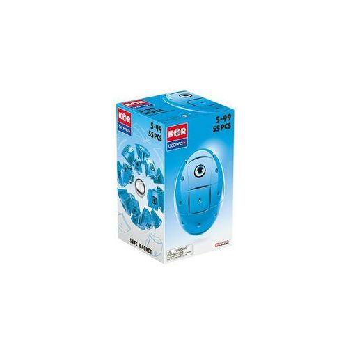 Kor , bright blue zabawka edukacyjna marki Geomag