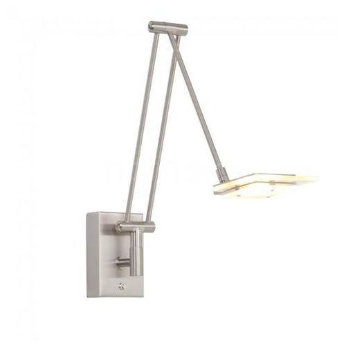 marjoletii 2 lampa ścienna led stal nierdzewna, 1-punktowy - design - obszar wewnętrzny - 2 - czas dostawy: od 10-14 dni roboczych marki Steinhauer